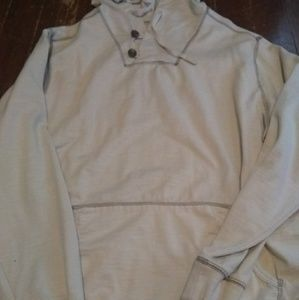 Banana republic xl cream sweatshirt